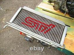 JDM 2001-2002 Subaru WRX STI EJ207 Engine Twin Scroll VF30 Turbo V7 Motor Ecu
