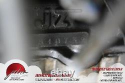 JDM 2JZ Toyota Aristo 2jzgte Engine Twin-Turbo VVT-i 3.0L A/T ECU 2JZGTE IS300