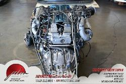 JDM 2JZ Toyota Aristo 2jzgte IS300 Engine Twin-Turbo VVT-i 3.0L A/T ECU 2JZGTE