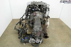JDM 96-98 MAZDA RX-7 FD-3S TWIN TURBO ENGINE 5 SPEED M/T WithECU