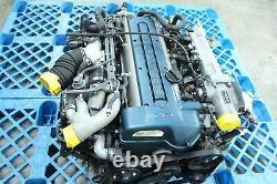 JDM 98-01 Toyota 2JZ-GTE VVTI Engine Twin Turbo 3.0L Inline 6 Motor Aristo #1