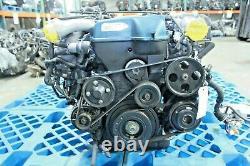 JDM 98-01 Toyota 2JZ-GTE VVTI Engine Twin Turbo 3.0L Inline 6 Motor Aristo #3