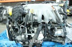 JDM 98-01 Toyota 2JZ-GTE VVTI Engine Twin Turbo 3.0L Inline 6 Motor Aristo #4