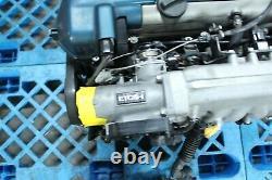 JDM 98 01 Toyota 2JZ-GTE VVTI Engine Twin Turbo 3.0L Inline 6 Motor Aristo supra