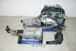JDM Aristo Twin Turbo VVTi GS300 2JZ-GTE Engine G35 350z 6speed Transmission 2JZ