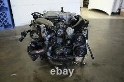JDM MAZDA RX7 FD3S 1.3L ENGINE With 5 SPEED 13BREW TWIN TURBO 94-UP CORE MOTOR
