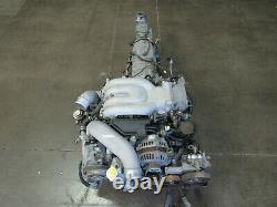 JDM Mazda 13B Twin Turbo Engine 5 Speed Transmission FD3S 13BTT 1996+ Spec RX7