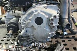 JDM Mitsubishi 3000GT 6G72 Twin Turbo 3.0L engine with 6 Speed Getrac Trans ECU