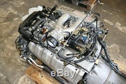JDM Nissan Skyline Laurel RB20DE 2.0L Twin CAM N/A Engine A/T RWD Transmission