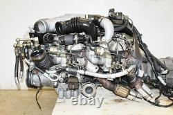 JDM Nissan Skyline R32 GTR RB26DETT Engine Twin Turbo 2.6L AWD Trans RB26 Motor