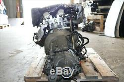 JDM Nissan Skyline RB25DE 2.5L Twin CAM Non Turbo Motor N/A Engine A/T RWD Trans