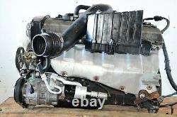 JDM Nissan Skyline RB25DE 2.5L Twin CAM Non Turbo Motor N/A Engine RWD