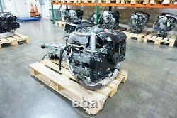 JDM Subaru Legacy EJ206 2.0L Quad Cam Twin Turbo Engine WRX EJ205 Non AVCS