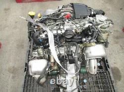 JDM Subaru Legacy EJ208 EJ20R EJ206 2.0L Twin Turbo Engine MT Transmission EJ20R