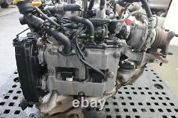 JDM Subaru Legacy EJ20TT Twin Turbo Engine Motor ONLY 2.0L BH5 BE5 EJ20TT