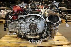 JDM Subaru WRX STi EJ207 V8 Engine 2.0L DOHC AVCS Motor VF37 Twin Scroll Turbo