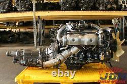 JDM TOYOTA 2.5L NON-VVTi REAR SUMP TWIN TURBO ENGINE AT TRANS ECU 1JZ-GTE 1JZGTE