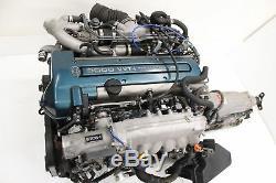 JDM TOYOTA ARISTO LEXUS GS300, SC300 98-05 3.0L VVTI TWIN TURBO 2JZGTE ENGINE With