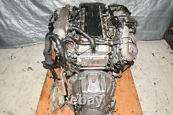 JDM Toyota 2JZGTE Non VVTi Engine 3.0L DOHC Twin Turbo Auto Trans Wire Ecu