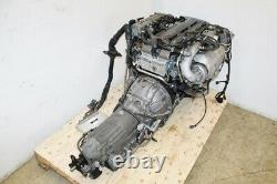 JDM Toyota 2JZ-GTE Engine Twin Turbo NON VVTI Supra Aristo 2JZ Motor A/T Trans
