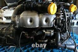 JDM Toyota Aristo Twin Turbo Engine 2JZGTE Motor 2JZ GTE supra