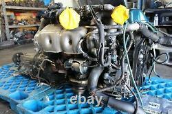 JDM Toyota Aristo Twin Turbo Engine 2JZGTE Motor 2JZ GTE supra GS300