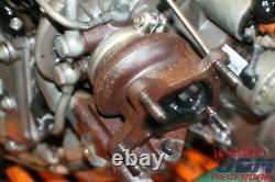 Jdm 01-03 Subaru Legacy B4 Rsk/gt-b 2.0l Twin Turbo Engine M/t Trans Ej208-tt #1