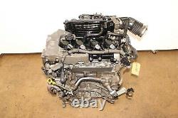 Jdm 07 08 09 10 11 12 Nissan Altima 2.5l Twin Cam 4 Cylinder Engine Jdm Qr25de