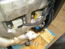 Jdm 2008-2014 Subaru Wrx Sti Ej207 Engine Ej207 V10 Motor Vf49 Twin Scroll Turbo