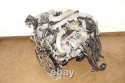 Jdm 86 92 Toyota Supra 2.0l Twin Turbo 1g-gte Engine Rwd Wiring Ecu