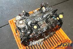 Jdm 93-98 Subaru Legacy Gtb 2.0l Dohc Twin Turbo Engine Free Shipping Ej20h-tt