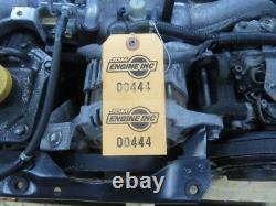 Jdm 97-98 Subaru Legacy Gt Ej20tt Legacy Gt Twin Turbo 2.0l Engine Jdm