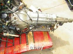 Jdm Mazda Rx7 Eunos Cosmo 20b-rew 3 Rotor Twin Turbo Engine Jdm 20b Motor Jcese