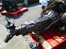 Jdm Mazda Rx7 Fd3s Twin Turbo Engine 5 Speed Mt Transmission Jdm 13b-tt 13btt
