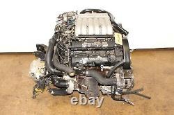 Jdm Mitsubishi 3000gt Twin Turbo 3.0l Engine 5 Speed Getrag Jdm 6g72tt For Parts