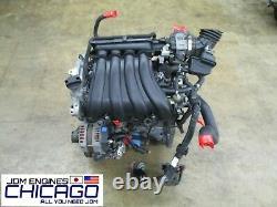 Jdm Mr20de Mr20 07-12 Nissan Sentra 2.0l Twin Cam 4-cylinder 16-valve Engine