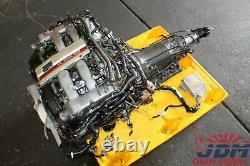 Jdm Nissan 300zx 3.0l Twin Turbo Engine Auto Trans Free Shipping Vg30dett #1