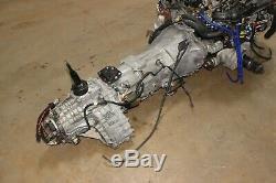 Jdm Nissan Rb26dett Engine Twin Turbo 2.6l 5 Speed Awd Transmission R32 Bnr32
