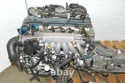 Jdm Toyota 2jzgte Vvti Twin Turbo Engine Aristo Non Immobilizer Ecu