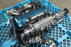 Jdm Toyota Aristo Lexus Gs300, Sc300 98-05 3.0l Vvti Twin Turbo 2jzgte Engine W