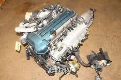 Jdm Toyota Aristo Supra 2jz Gte Vvti Twin Turbo Engine 2jzgte Motor Transmission