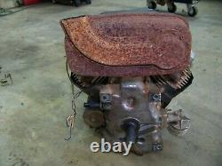 John Deere LT155 Briggs & Stratton 16 hp v Twin Vanguard