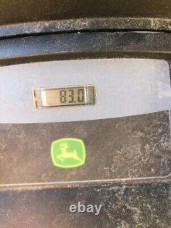 John Deere X300R Lawn Mower 42 Deck Kawasaki 18HP Twin Engine! Only 83 hours
