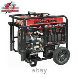 KING CANADA 15,000 W V-Twin OHV Gas Engine Generator
