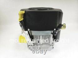 KOHLER ENGINE KT735-3057 725cc -1 x 3-5/32 7000 Series Twin OHV 24 HP