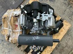Kawasaki 4-Stroke Air-Cooled V-Twin Gasoline Engine