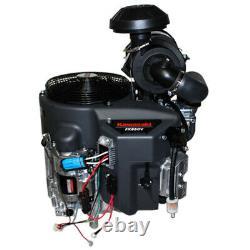 Kawasaki Engine 27hp Twin Cylinder 1 1/8x4-3/8 Keyed Shaft ES O FX850V-S12-S