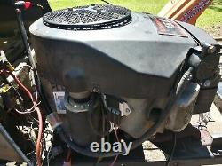 Kawasaki FH451V-AS15 15hp V-Twin OHV Engine (NO SHIPPING)