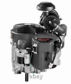 Kawasaki FX751V 852cc 24.5HP V-Twin Electric Start Vertical Engine, 1-1/8