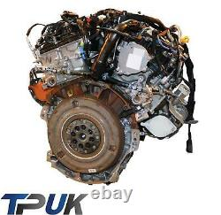 Kit Car Engine 3.0 V6 Twin Turbo Ecoboost Petrol Complete New Anciliaries Inc